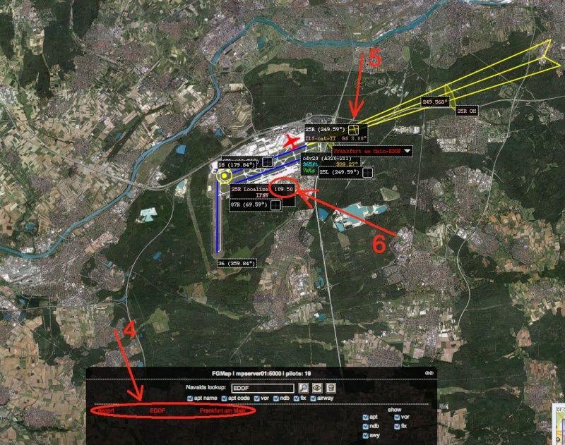 Tuto approche et atterrissage ILS Captur32
