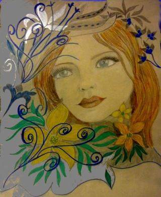 dessin aux crayons  P1010211