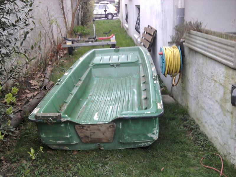 Réfection de ma barque Tabur yak IV 2011-010