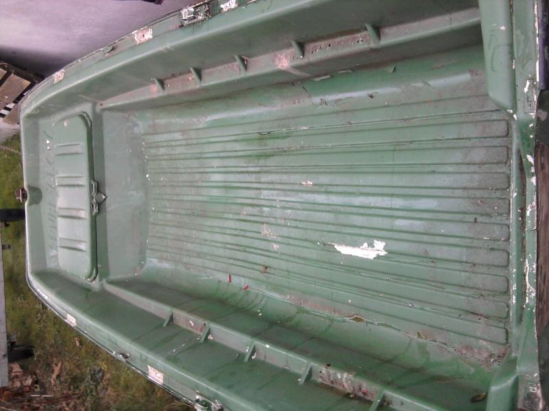 Réfection de ma barque Tabur yak IV 2011-011