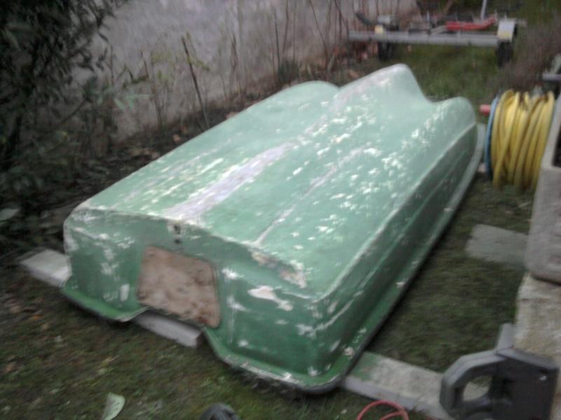 Réfection de ma barque Tabur yak IV 2011-014