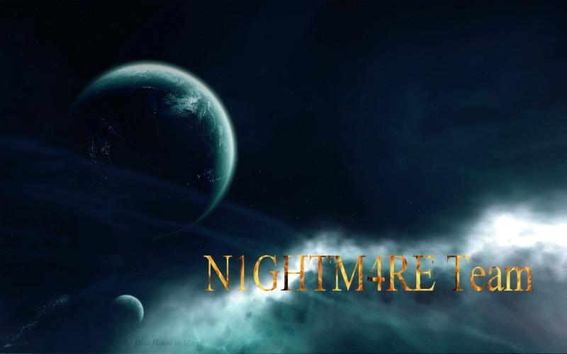 N1GHTM4RE Team  [N-T]