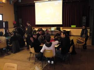 MAIN EVENT 2010  P30-1011