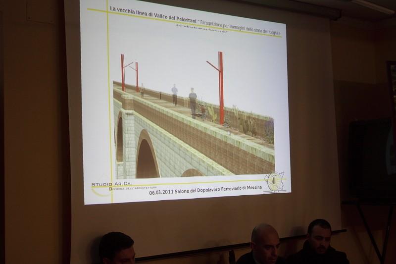 6 marzo 2011 - Quarta Giornata nazionale delle ferrovie dimenticate Dpp_2216