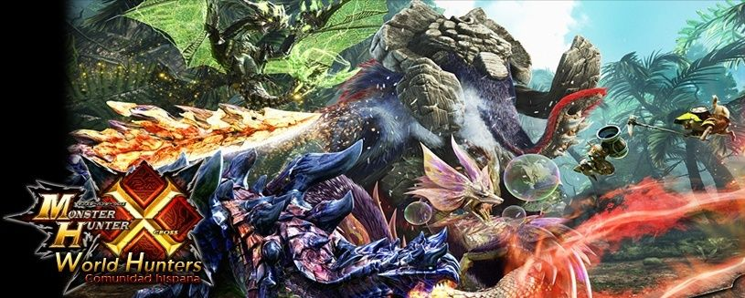 World Hunters - Gremio Monster Hunter