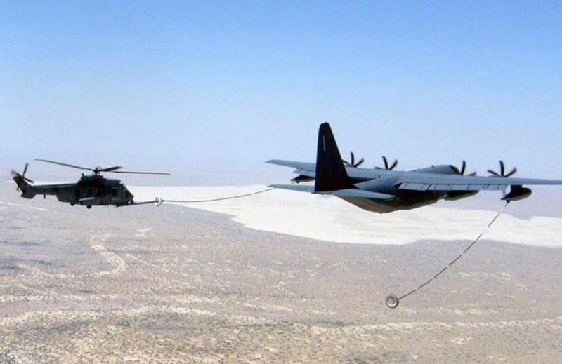 Commande de 4 avions de transport militaire tactique C-130J 10