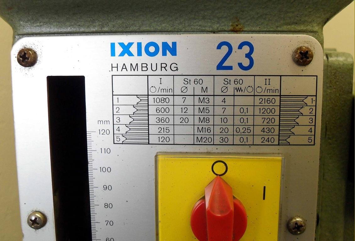 IXION BST-23 Img610