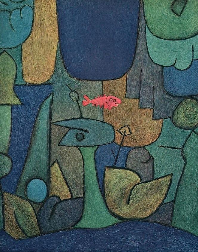 jung - Carl Gustav Jung - Page 6 Klee_j10