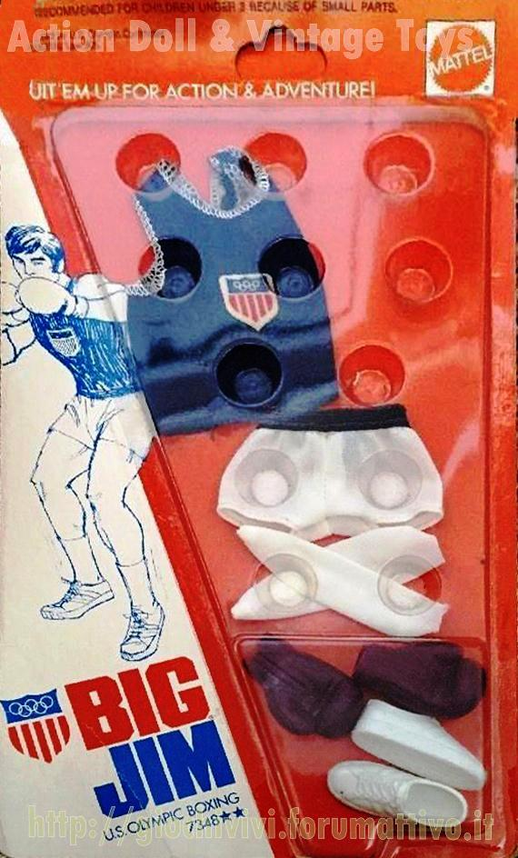 U.S. OLYMPIC BOXING No. 7348 Olympi10