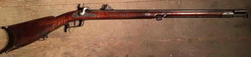 Carabine Zurichoise provisiore M1848 Img_5211