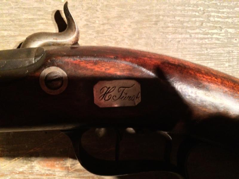Carabine Zurichoise provisiore M1848 Img_5220