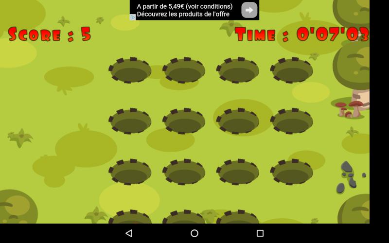 Petit jeu IOS et Android Screen10