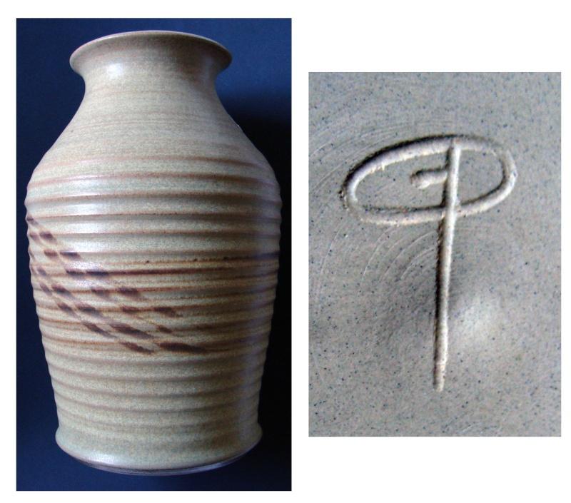 Vase - POG Crafts  410