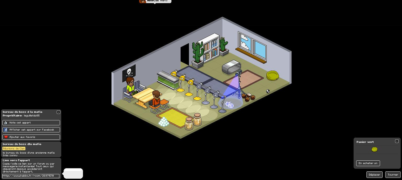 [ NineCsi ] Saccage du bureau du boss d la mafia Saccag10