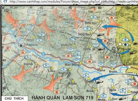 Biệt Ðộng Quân - Trận Lam Sơn 719 Ha_lao10