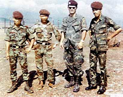 Biệt Ðộng Quân - Trận Lam Sơn 719 Td37kh10