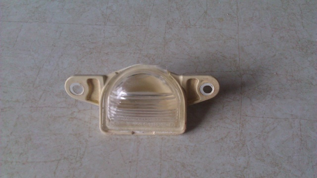 Wanted: Chevelle License plate Lamp for '74 74chev10