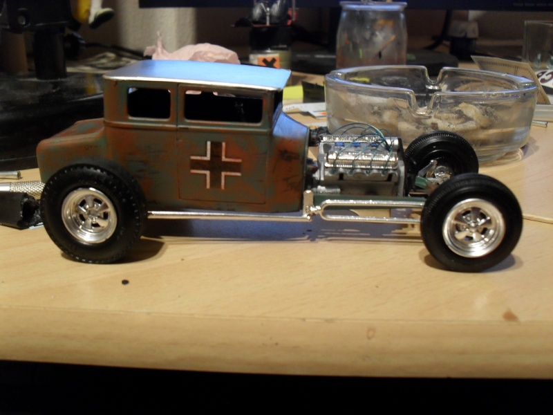 "'25 model T "" rats rod"" ( terminé) Sdc12820"