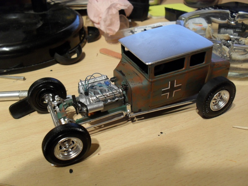 "'25 model T "" rats rod"" ( terminé) Sdc12821"