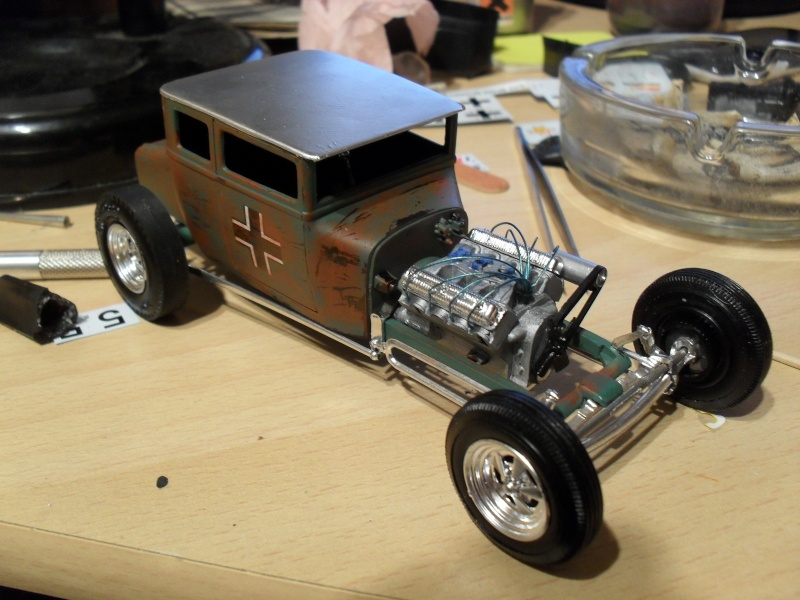 "'25 model T "" rats rod"" ( terminé) Sdc12822"
