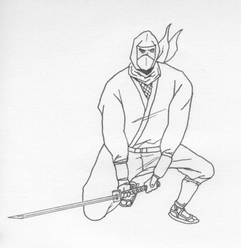 La (presque) galerie de Tenshi Ninja110
