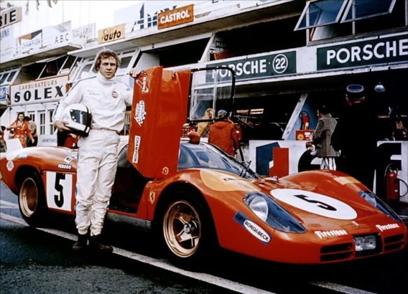 Les grandes Ferrari de l'endurance. 19358410