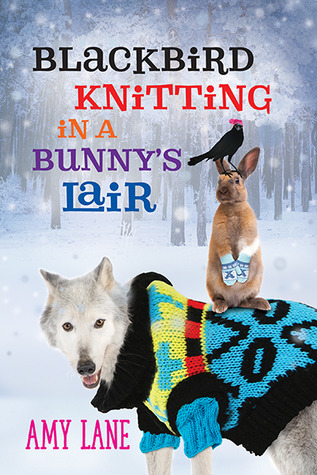 LANE Amy - LES TRICOTS DE L'AMOUR - Tome 4 : Blackbird Knitting in a Bunny's Lair  Amy_la12