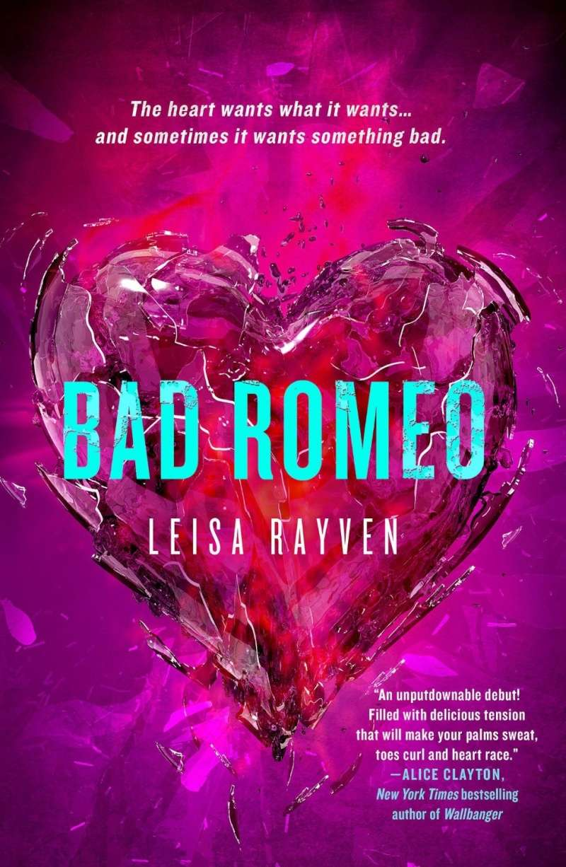 RAYVEN Leisa - THE STARCROSSED - Tome 1 : Bad Romeo Bad_ro10