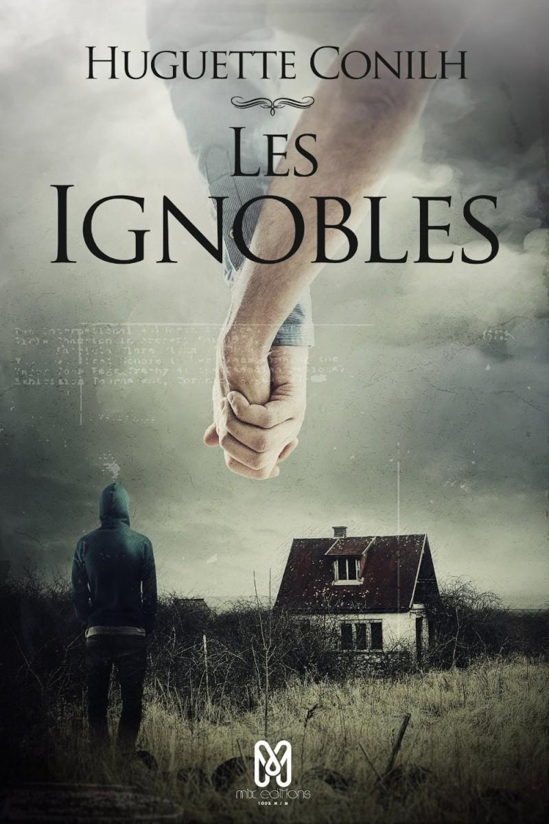 CONILH Huguette - Les Ignobles Les_ig10