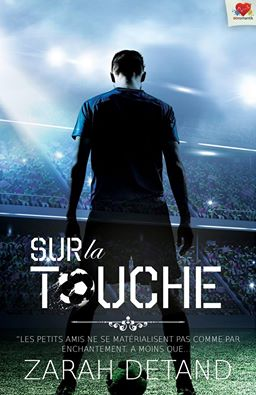 DETAND Zarah - Sur la touche Sur_la10