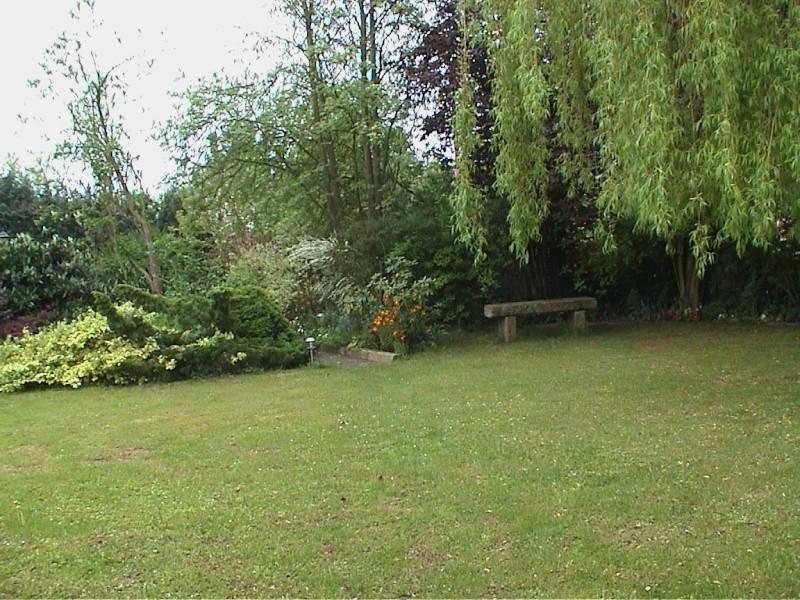 Un étang au jardin puis deux D110