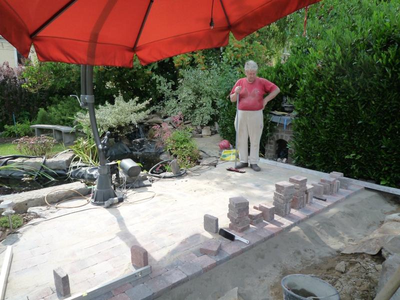 Un étang au jardin puis deux - Page 2 P1000235