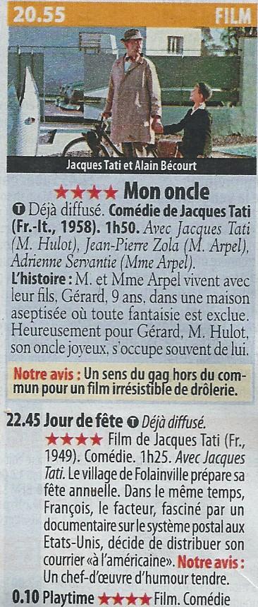 Les films de Jacques Tati - Page 2 Tati10
