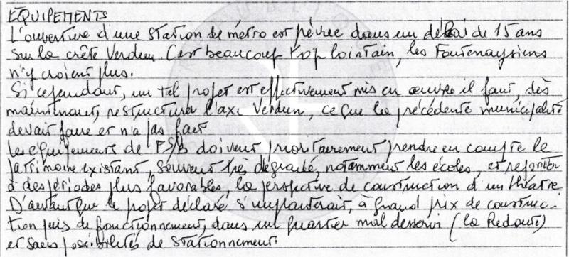 PLU contestation de la fidélité du rapport de synthèse du commissaire enquêteur Plu_ex11