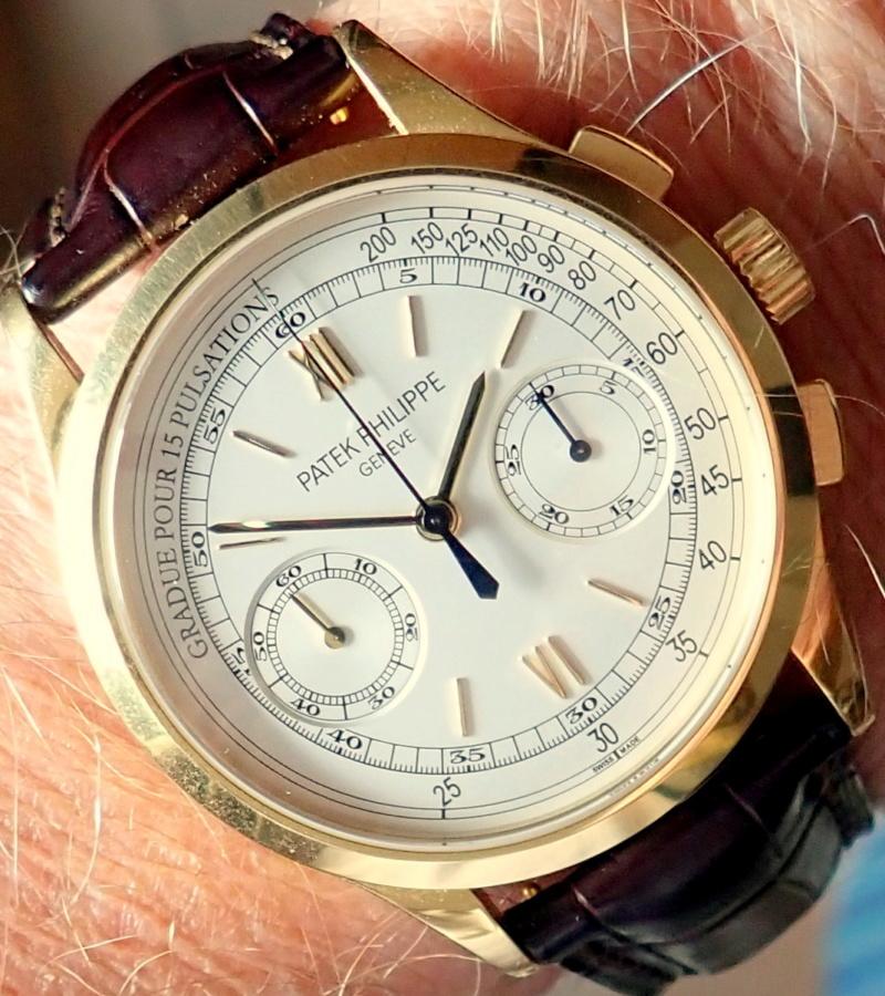 La haute horlogerie du jour - tome IV - Page 19 P8061812