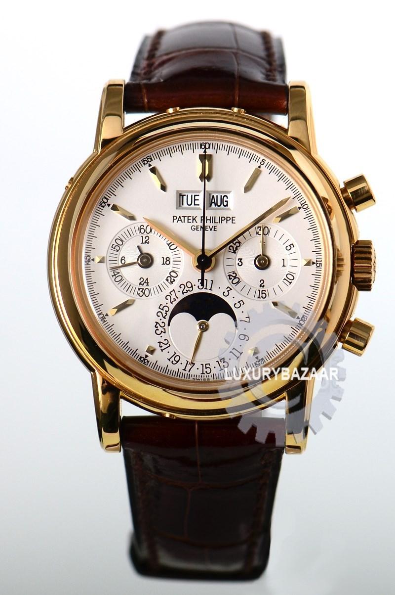 vacheron - Pour vous, quelle montre est le summum des montres ? - Page 3 Patek_10