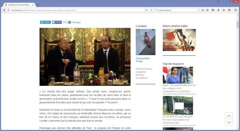 Hollande à la grande mosquée... 2016-011