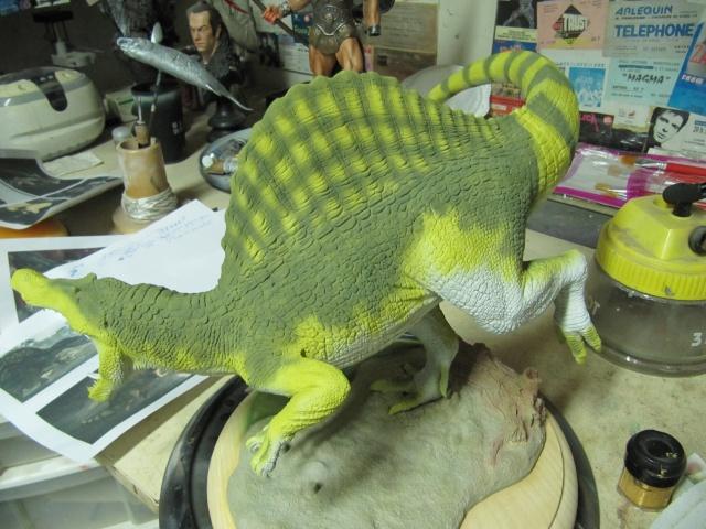 Kit Spinosaurus 1/24. Img_8224
