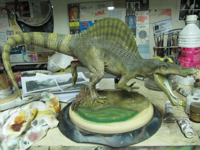 Kit Spinosaurus 1/24. Img_8226