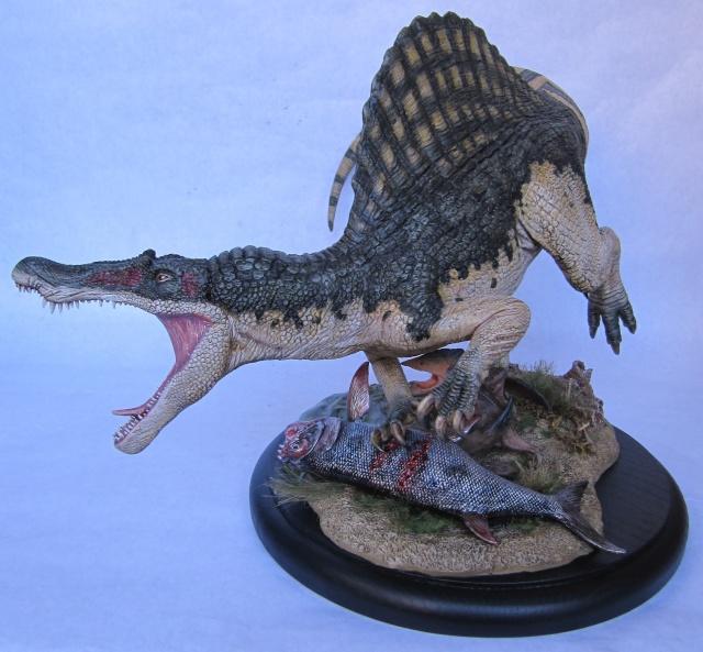 Kit Spinosaurus 1/24. Spino111
