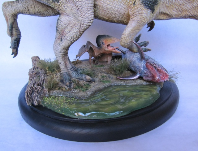 Kit Spinosaurus 1/24. Spino310