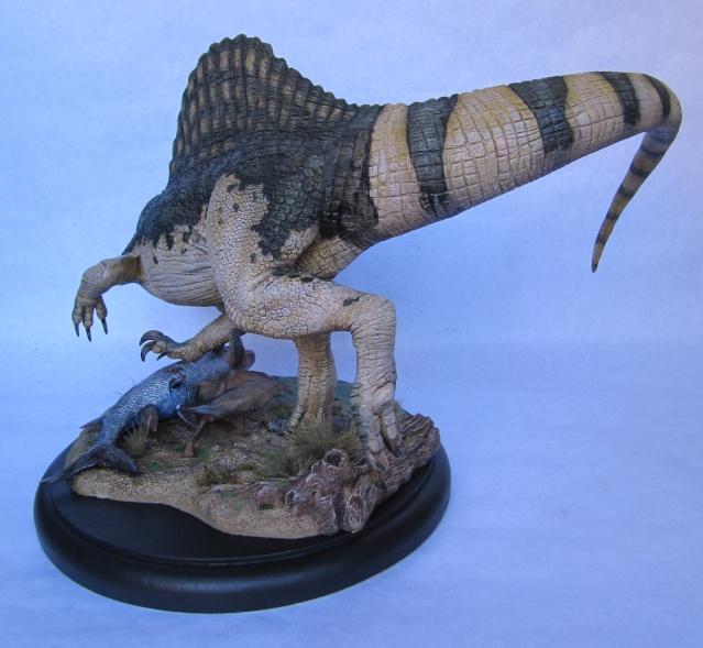 Kit Spinosaurus 1/24. Spino810