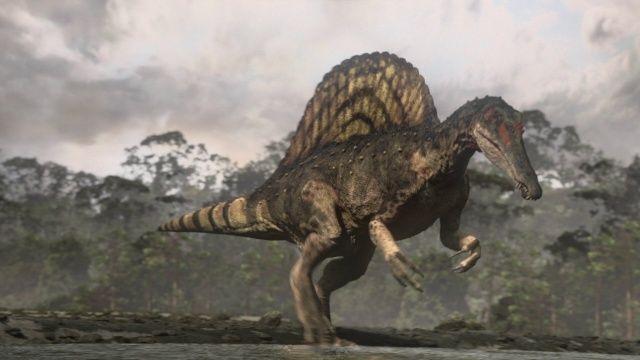 Kit Spinosaurus 1/24. Spinos10