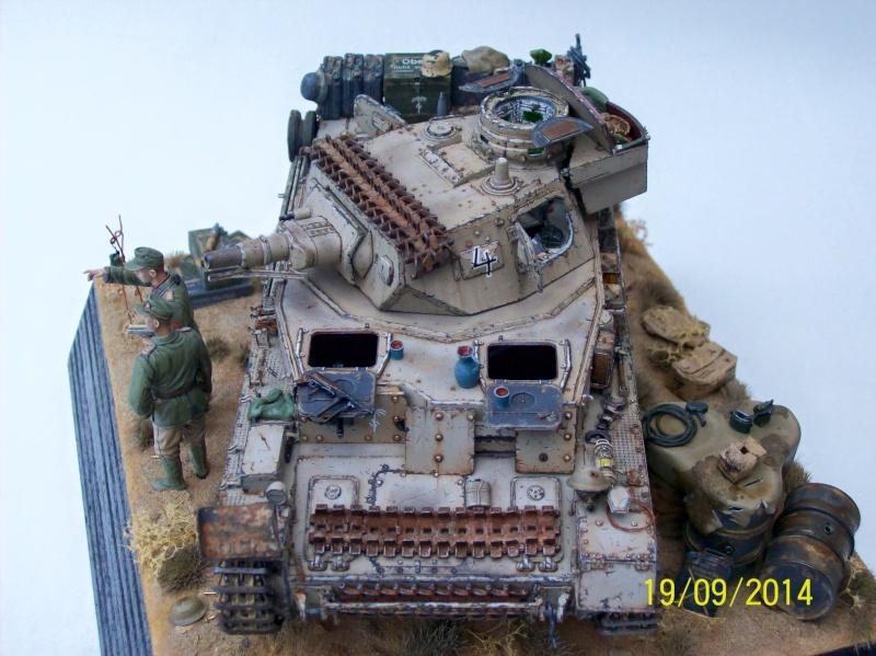 Panzer IV Africa Korps - Tamiya - 1/35 - Page 9 11703610