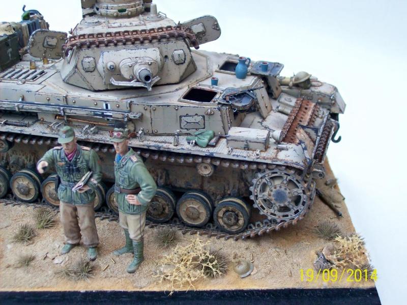 Panzer IV Africa Korps - Tamiya - 1/35 - Page 8 11807210