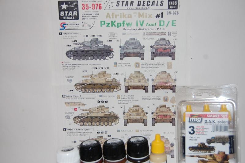Panzer IV Africa Korps - Tamiya - 1/35 Dsc_6121