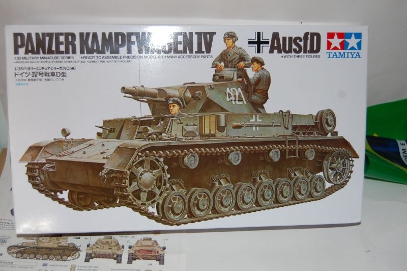 Panzer IV Africa Korps - Tamiya - 1/35 Dsc_6122