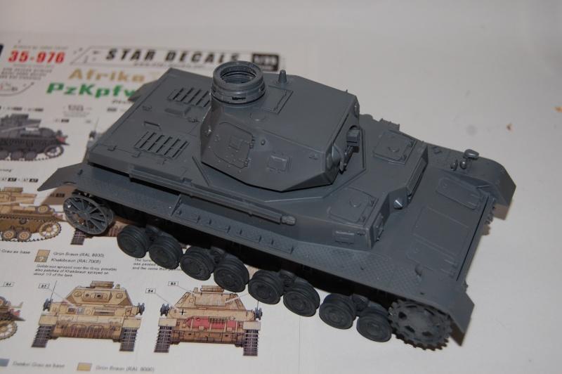 Panzer IV Africa Korps - Tamiya - 1/35 Dsc_6123