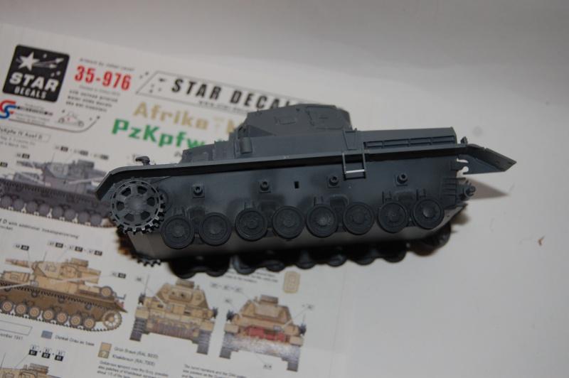 Panzer IV Africa Korps - Tamiya - 1/35 Dsc_6125
