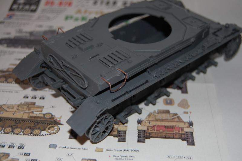 Panzer IV Africa Korps - Tamiya - 1/35 - Page 2 Dsc_6126